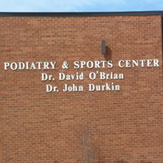 Exterior Building - Podiatry & Sports Center